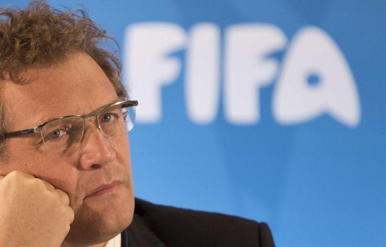 Corruption: Le TAS confirme la suspension pour 10 ans de Jérôme Valcke, l'ancien numéro 2 de la Fifa