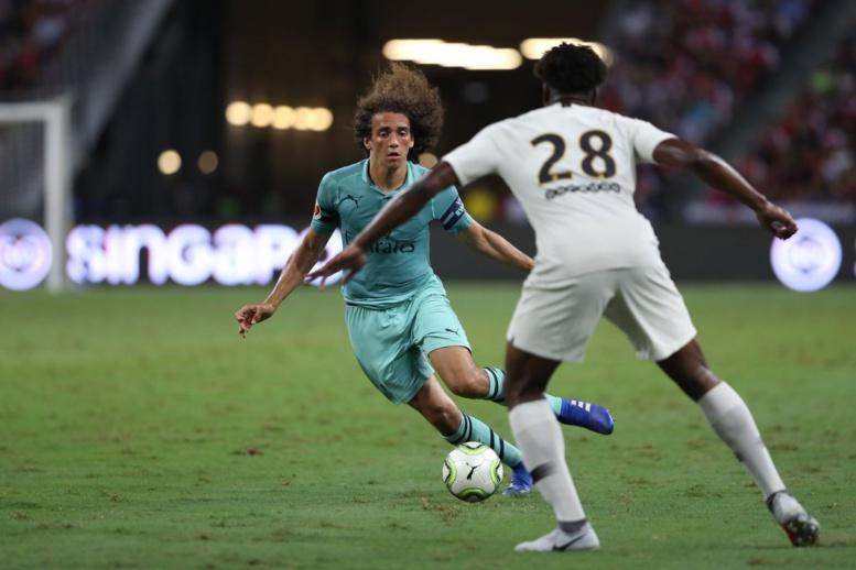 International Champions Cup : Le Psg écrasé par Arsenal d'Unai Emery (5-1)
