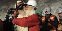 Chili : la délivrance pour les mineurs après 68 jours de calvaire
