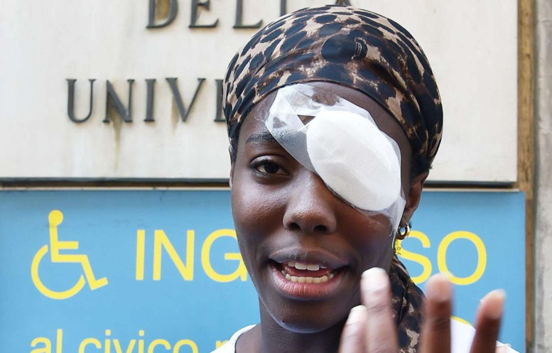 Italie : l'agression raciste d'une athlète noire choque