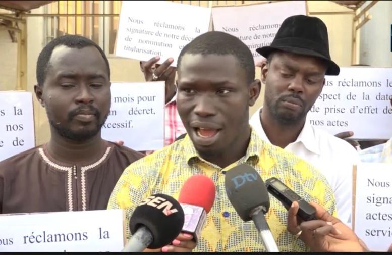 Des inspecteurs du Sport entament une grève de la faim et exigent leur recrutement