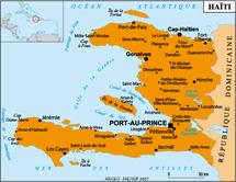 Haïti : soulèvement meurtrier à la prison de Port-au-Prince