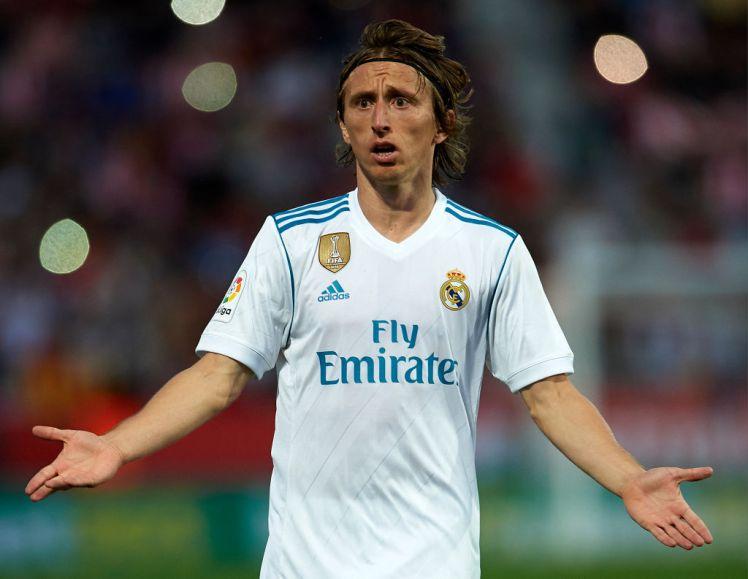 Luka Modric ne veut plus rester au Réal Madrid