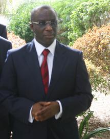 Dépenses extrabudgétaires: Abdoulaye Diop blanchit le Ministère de l'intérieur