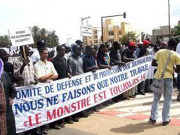 Liberté de la presse : le Sénégal en recul constant