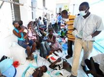 Haïti : le choléra a déjà fait 118 morts, 1024 malades recensés
