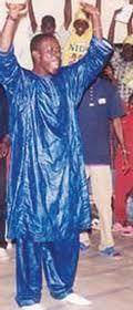 La cruche cassée : Et l'histoire se passe à Oussouye