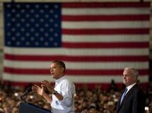 Campagne électorale à marche forcée pour Barack Obama