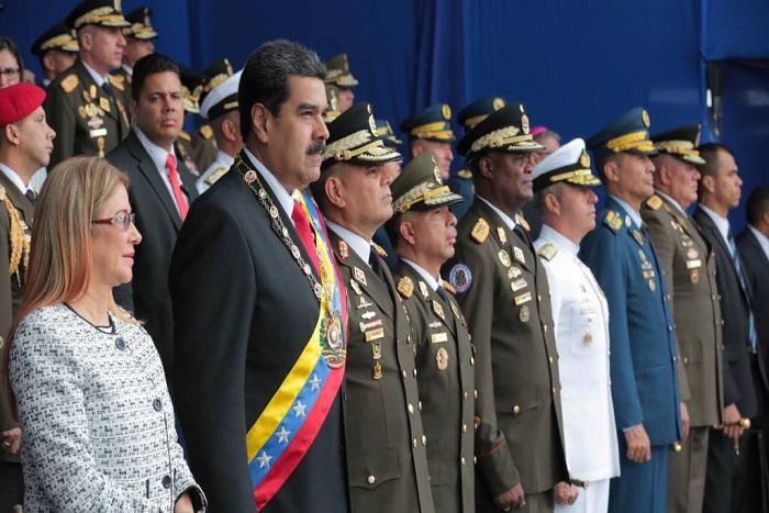 Venezuela: contradictions et doutes après l'attentat présumé contre Nicolas Maduro