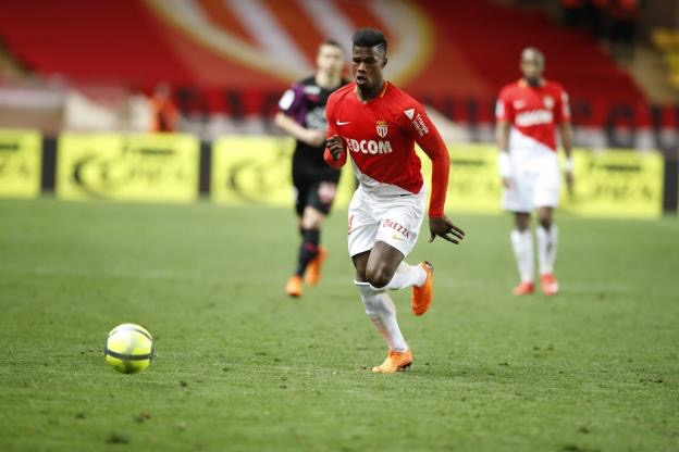 Keita Baldé vers l'Inter de Milan