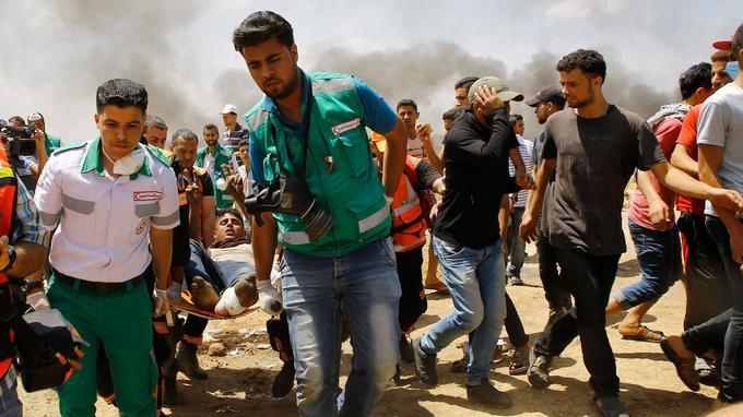  Deux membres du Hamas tués dans une frappe israélienne à Gaza