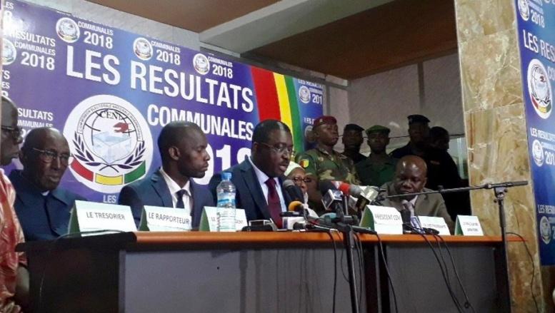 Tractations post-électorales en Guinée