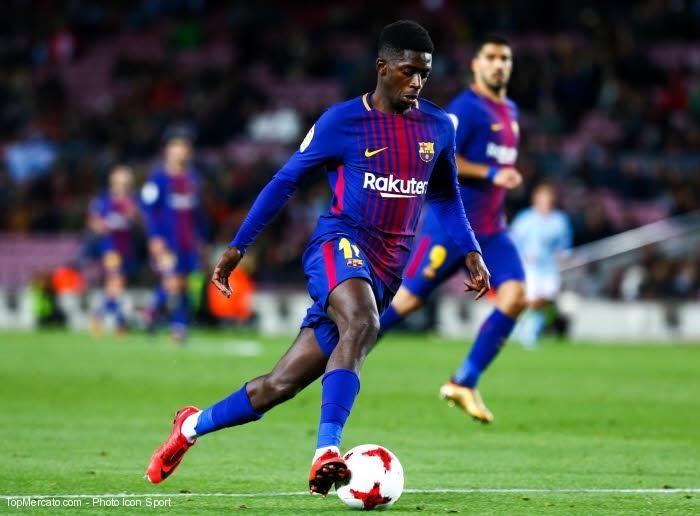 Dembélé éteint les rumeurs de son possible départ du Barça
