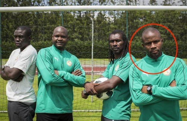 """Staff  des """"lions"""" : Aliou Cissé s'oppose au départ de Daf malgré les recommandations de la FSF"""