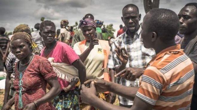 Museveni prie les réfugiés sud-soudanais de rentrer