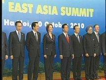 Le sommet de l'Asie de l'Est s'ouvre sur fond de tension entre la Chine et le Japon
