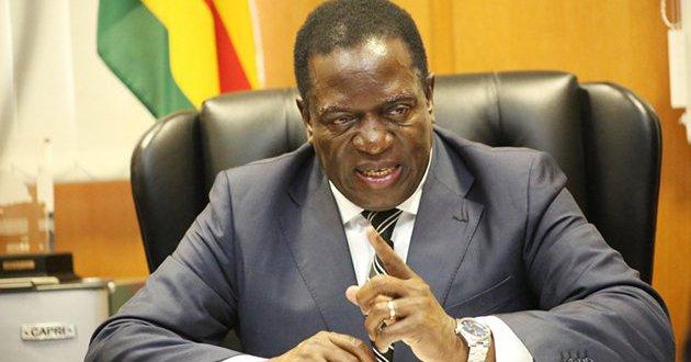 Urgent-Présidentielle au Zimbabwe: l'investiture d'Emmerson Mnangagwa «suspendue»
