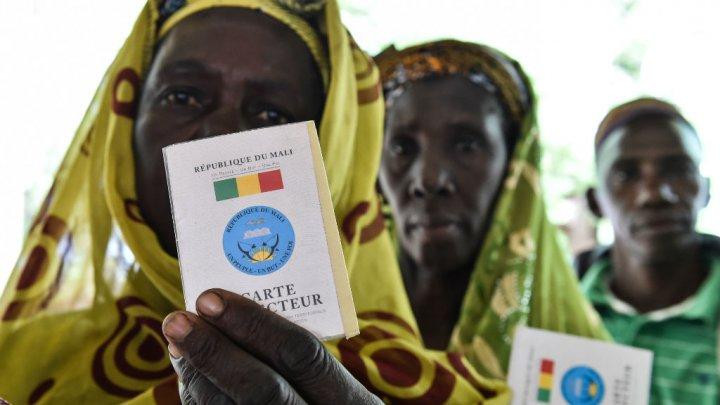 Présidentielle au Mali: 36000 hommes déployés pour sécuriser les bureaux de vote