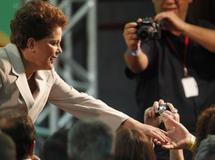 Election Présidentielle: Dilma Rousseff élue présidente du Brésil