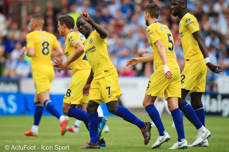 L'ère Sarri de Chelsea commence bien