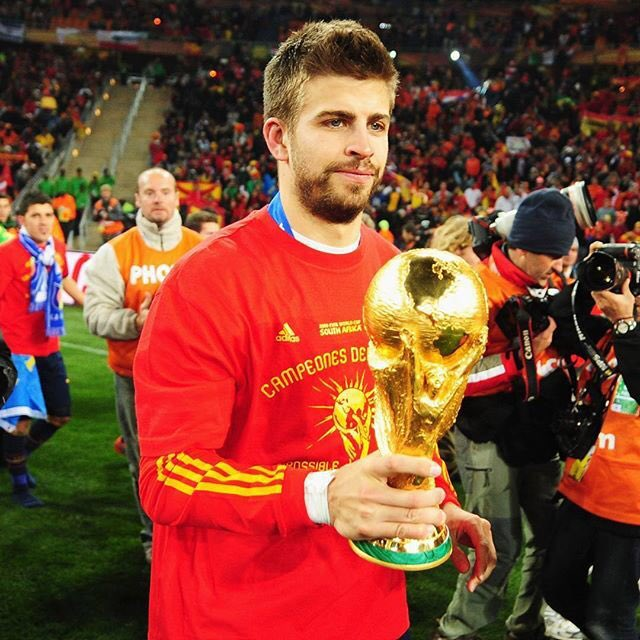 Officiel ! Gerard Piqué prend sa retraite internationale