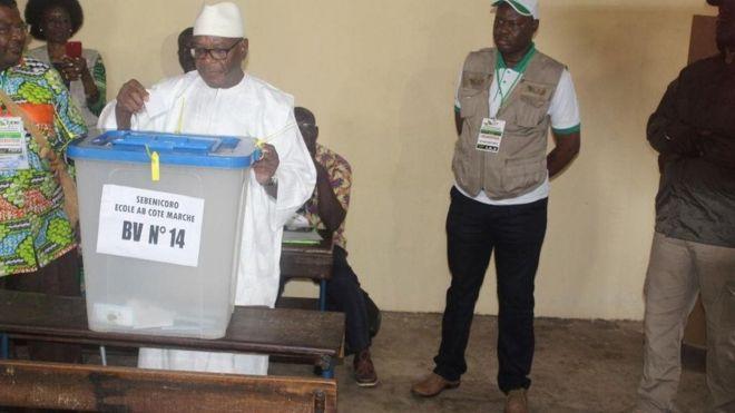 """IBK : """"Nous assumerons le choix du peuple malien"""""""