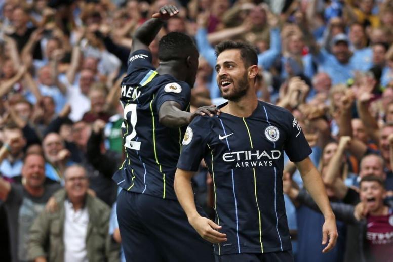 #PremierLeague - Manchester City démarre bien la defense de son titre
