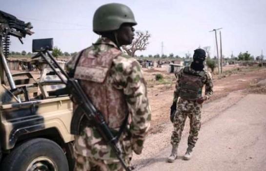 Nigeria : Mutinerie des soldats nigérians pour éviter Boko Haram