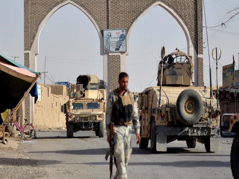 Le gouvernement afghan reconnaît de lourdes pertes à Ghazni mais reste confiant
