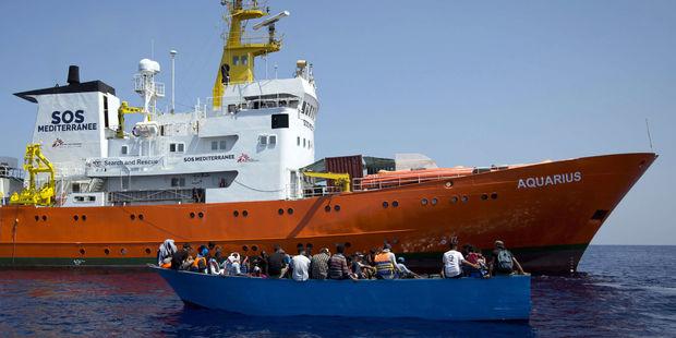 Aquarius : l'Espagne et Malte acceptent d'accueillir des migrants