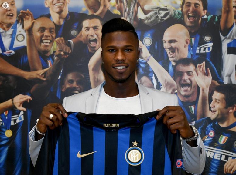 Maillot Domicile Inter Milan KEITA BALDE'