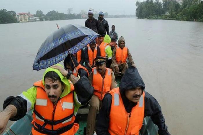 Inde : 164 morts dans les inondations dans le kerala