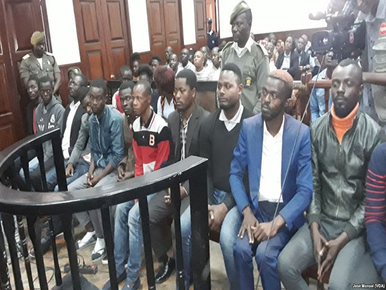 Angola: 13 indépendantistes de Cabinda acquittés par la justice