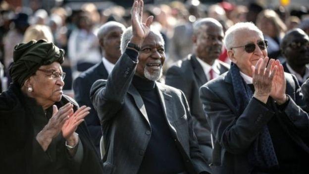 Le monde rend hommage à Kofi Annan