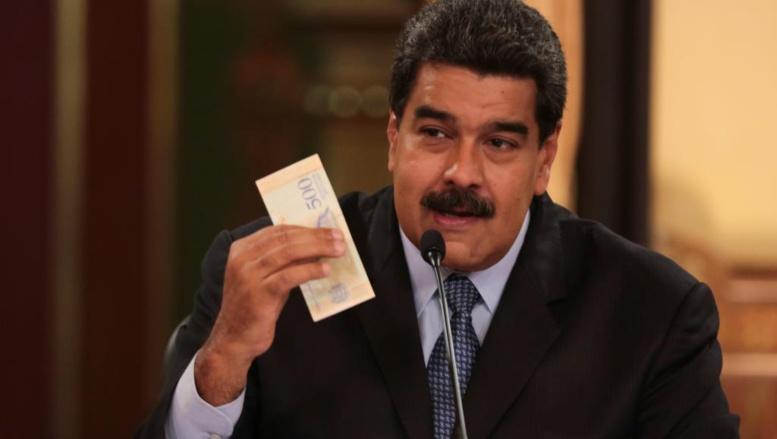 Venezuela: Nicolas Maduro lance une nouvelle monnaie pour faire face à la crise