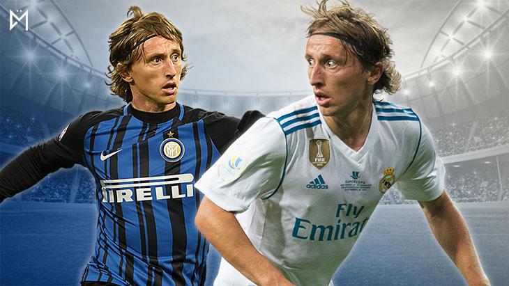 Real : la FIFA, l'Inter défendu par Modric !