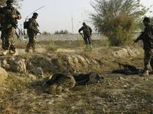 Attaque de l'aéroport de Jalalabad en Afghanistan