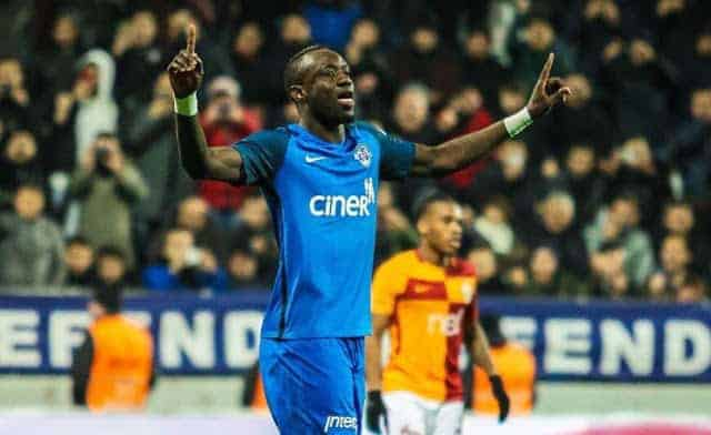 Turquie: Mbaye Diagne signe un doublé (Sivaspor 0-3 Kasimpasa)