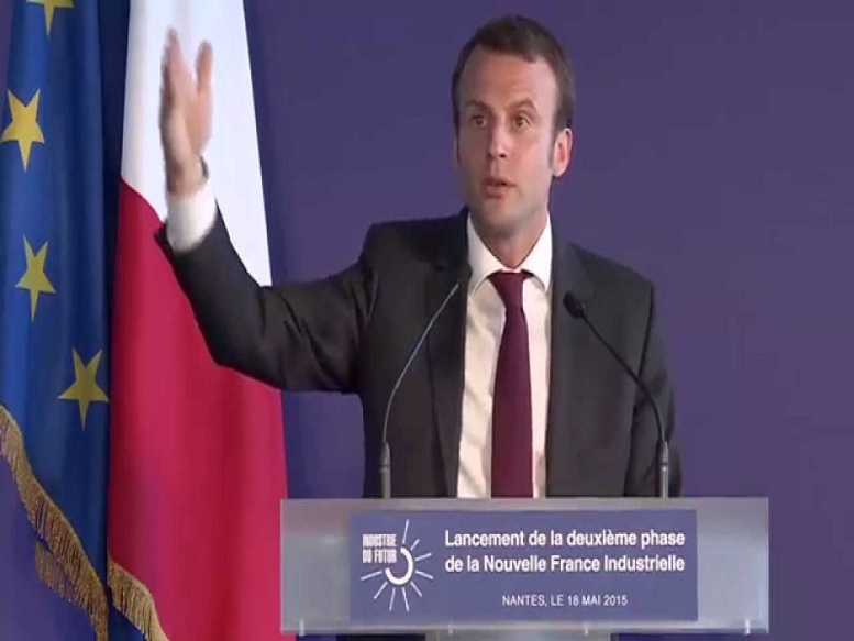 Macron déterminé à faire réussir l'accord de Paris sur la Libye