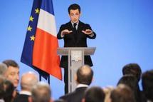 Nicolas Sarkozy a un journaliste: «Amis pédophiles, à demain!»