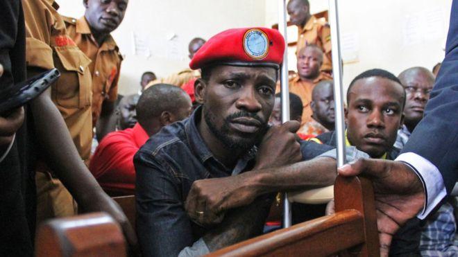 Bobi Wine de nouveau arrêté