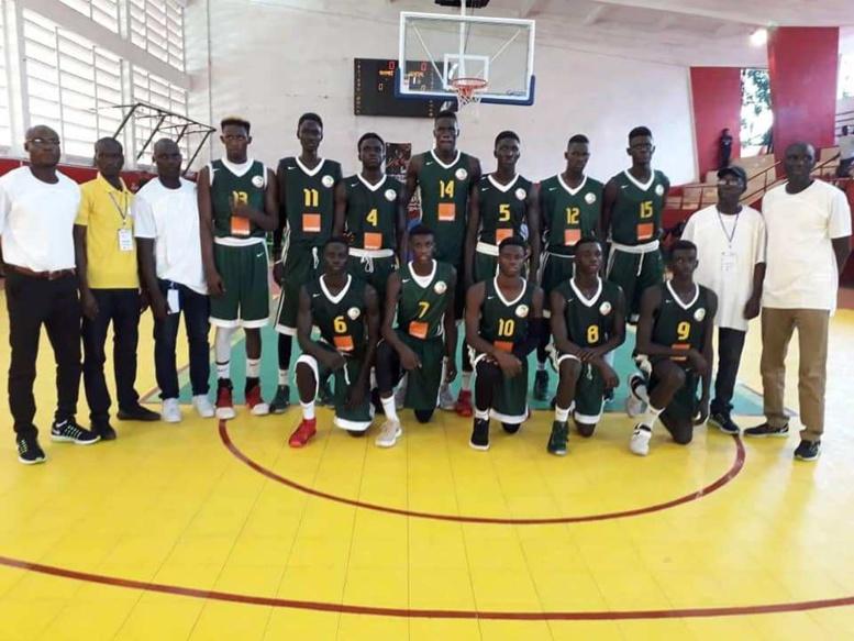 Basket U18 masculin : Quarts de finale à 12h 15, le Sénégal contre la Libye pour le carré d'as