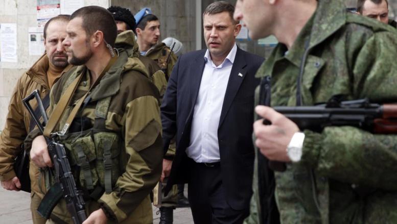 Ukraine: le principal chef séparatiste prorusse tué dans une explosion