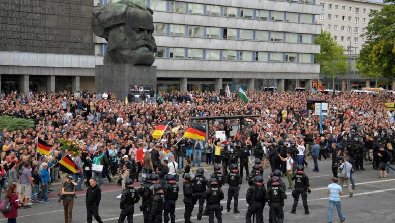 Racisme en Allemagne : la Saxe, épicentre de l'extrême droite