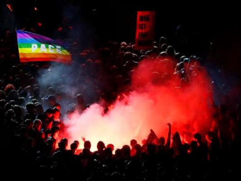 En Allemagne, 50 000 personnes à un concert contre « la haine » d'extrême droite