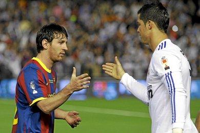 Barça : Messi voit le Real plus faible sans CR7