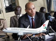 Karim Wade sur le désenclavement de la Casamance