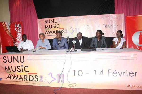 Sunu Music Awards : 80 millions pour la grande fête de la musique au Sénégal