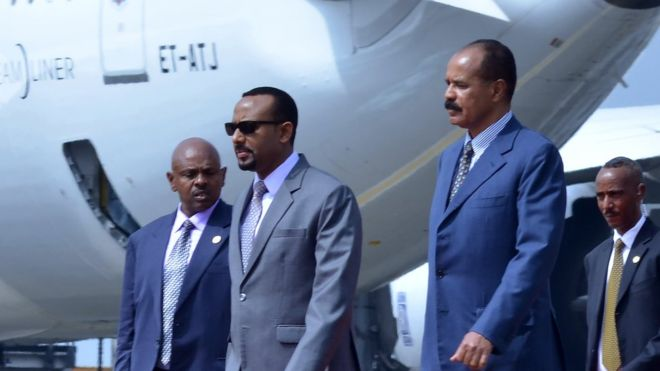 L'Ethiopie rouvre son ambassade en Erythrée