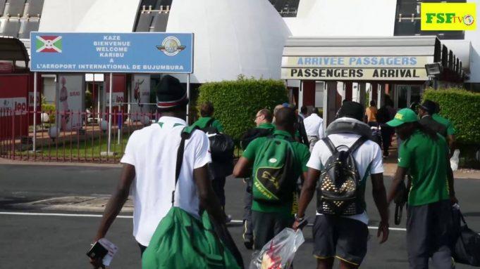 Madagascar / Sénégal : Les Lions arriveront à Tana dans la soirée de ce jeudi